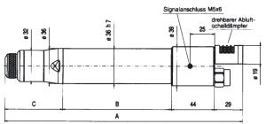 Silnik wkrętarki, turbina, wkrętarka do wzmocnień SBZ 609/608/607