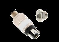 Okrągły czujnik ciśnienia G1/4z. 1-16 bar. 48V AC, 24VDC